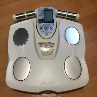 オムロン(OMRON)の体重計 オムロン ジャンク(体重計/体脂肪計)