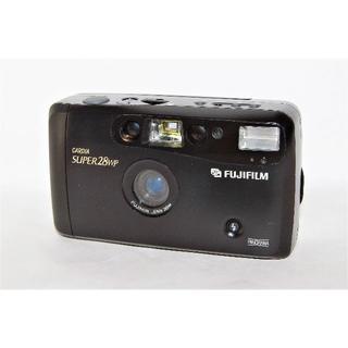 フジフイルム(富士フイルム)の【美品】FUJIFILM CARDIA SUPER 28WP(フィルムカメラ)