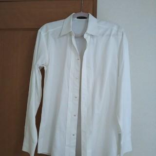 ヴェルサーチ(VERSACE)の【正規品】 VERSACE ワイシャツ ホワイト(シャツ)