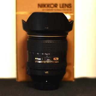ニコン(Nikon)のAF-S NIKKOR 24-120mm f/4G ED VR   (レンズ(ズーム))