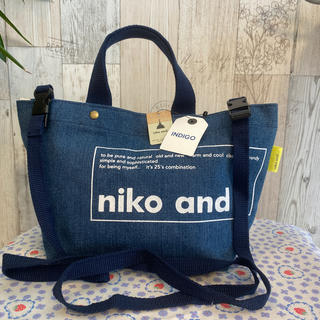 niko and... - niko and…  トートバッグ