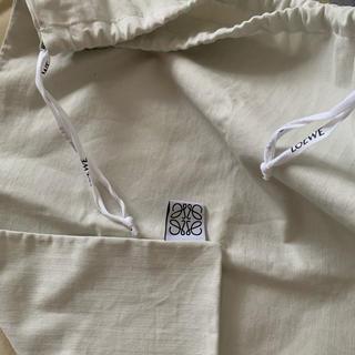 ロエベ(LOEWE)のLOEWE袋 保存袋 正規品(トートバッグ)