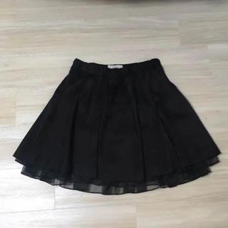 プラージュ(Plage)の⭐︎値下げ⭐︎【美品】plage ふんわりスカート(ひざ丈スカート)