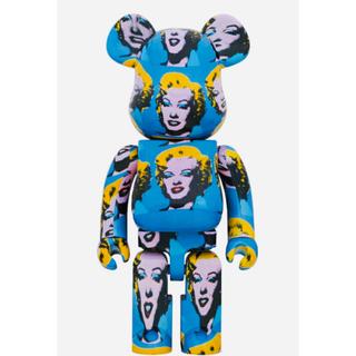 メディコムトイ(MEDICOM TOY)の[即配送!]Andy Warhol's 1000%(その他)