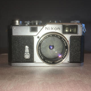 Nikon S3 with 50mm F1.4 lens
