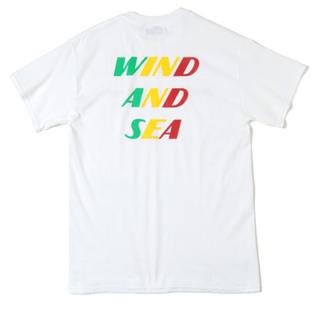 シー(SEA)のwindandsea TシャツLサイズ(Tシャツ/カットソー(半袖/袖なし))