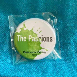 パナソニック(Panasonic)の缶バッジ  The Passions  5色 5個(その他)