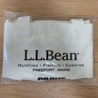 L.L.Bean - マウンレーニア L.L.Bean トートバッグ ビックトート
