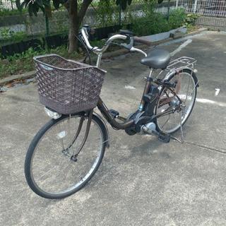 パナソニック(Panasonic)の新基準電動アシスト自転車 パナソニック ViVi TX 24インチ(自転車本体)