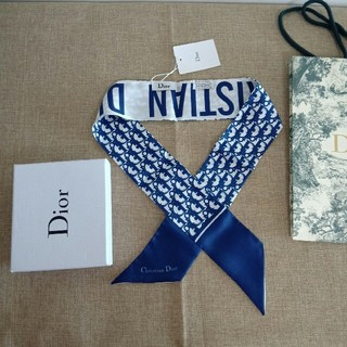 ディオール(Dior)のDIOR  スカーフ(バンダナ/スカーフ)