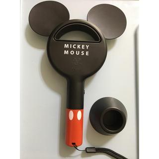 ディズニー(Disney)のミッキー 羽なし 扇風機 付録(扇風機)