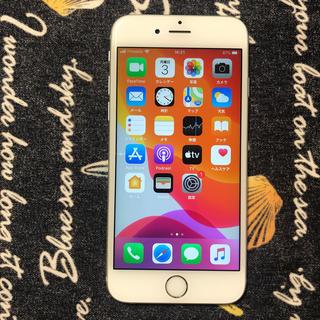 iPhone - 美品 simフリー iPhone6s 32gb シルバー バッテリー95% 1.
