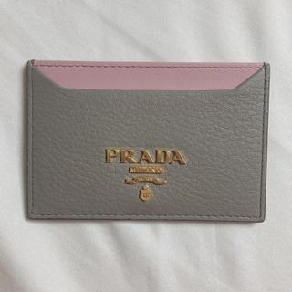プラダ(PRADA)のPRADA  パスケース(パスケース/IDカードホルダー)
