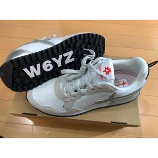 W6YZ ウィズ  JET-M スニーカー 43 メンズ 新品未使用