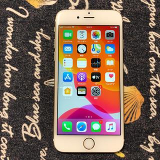 アイフォーン(iPhone)のsimフリー iPhone6s 32gb バッテリー90%  ゴールド 2.(スマートフォン本体)