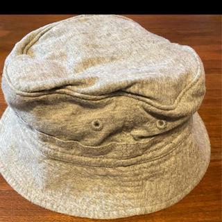 ベビーギャップ(babyGAP)のbaby gap 帽子 グレー(帽子)