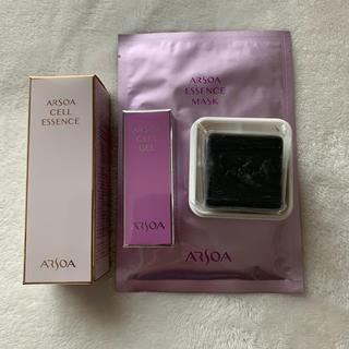 アルソア(ARSOA)のアルソアセット(洗顔料)