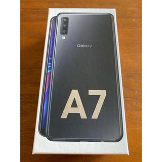 Galaxy - Galaxy A7 SM-A750C Black