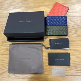 Bottega Veneta - 新品ボッテガべネタBottega Veneta 二つ折り財布