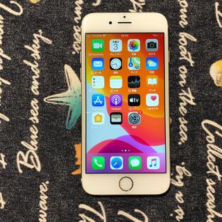 アイフォーン(iPhone)の美品 simフリー iPhone6s 32gb バッテリー93% 6.(スマートフォン本体)