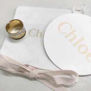 クロエ(Chloe)のクロエ アクセサリー Chloe  指輪 リング ゴールド 13号相当 GOLD(リング(指輪))