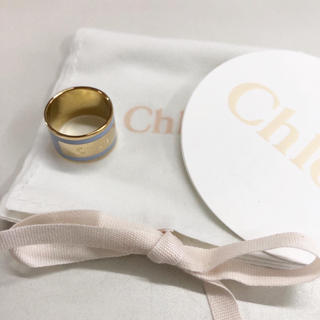 クロエ(Chloe)のクロエ アクセサリー Chloe  指輪 リング 13号相当 GOLD ゴールド(リング(指輪))