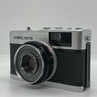 【完動品】Olympus trip 35 フィルムカメラ