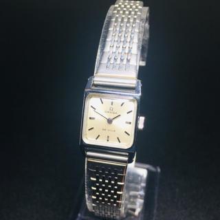 オメガ(OMEGA)の【可動品 正規品】 オメガ OMEGA レディース 腕時計 デビル 手巻き 時計(腕時計)
