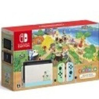 Nintendo Switch - 【新品未開封】nintendo switch あつまれどうぶつの森セット
