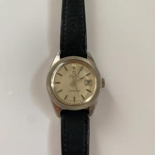 オメガ(OMEGA)のOMEGA シーマスター レディース 自動巻き デイト付き(腕時計)