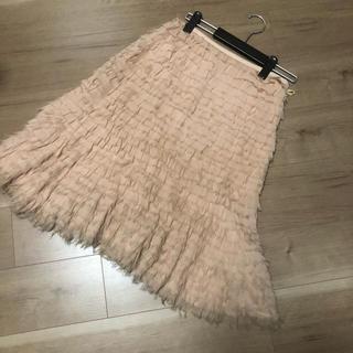 フォクシー(FOXEY)のフォクシーブティック マーメイド スカート(ひざ丈スカート)