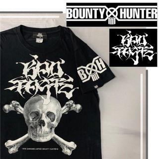 BOUNTY HUNTER - 美品 バウンティハンター × BAD TASTE  コラボ tシャツ
