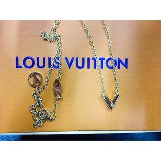 LOUIS VUITTON - LOUIS VUITTONルイ・ヴィトン ネックレス・エセンシャルV