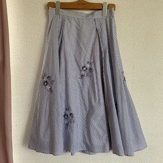 レッセパッセ(LAISSE PASSE)のレッセパッセ LAISSE PASSE スカート(ひざ丈スカート)