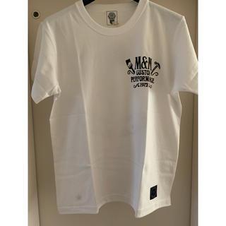 エムアンドエム(M&M)の新作!m&m custom performance Tシャツ(Tシャツ/カットソー(半袖/袖なし))