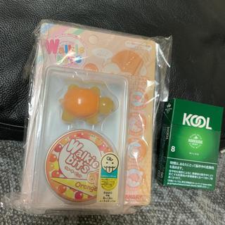 バンダイ(BANDAI)のウォーキービッツ【オレンジ・未開封保管品]倉庫長期保管品(電車のおもちゃ/車)