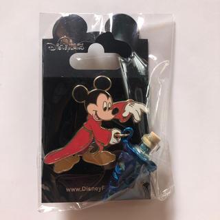 ミッキーマウス(ミッキーマウス)の香港ディズニー ミッキー ピンバッジ(バッジ/ピンバッジ)