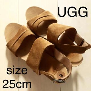 アグ(UGG)の未使用 UGG サンダル  サイズ25cm(サンダル)