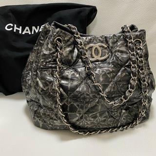CHANEL - CHANEL 正規品 チェーンショルダーバッグ トートバッグ