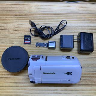 Panasonic - パナソニック ビデオカメラ VX985M + ワイコン SDおまけ