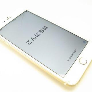 SIMフリー docomo iPhone6S Plus 16GB ゴールド(スマートフォン本体)