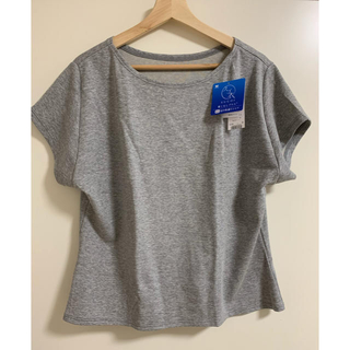 ワコール(Wacoal)のワコール スゴ衣 Tシャツ サイズL グレー(Tシャツ(半袖/袖なし))