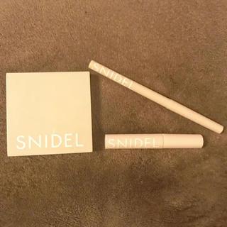 snidel - snidel アイシャドウ マスカラ アイライナー