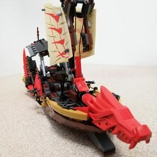 Lego - レゴ ニンジャゴー 9446 空中戦艦バウンティ号