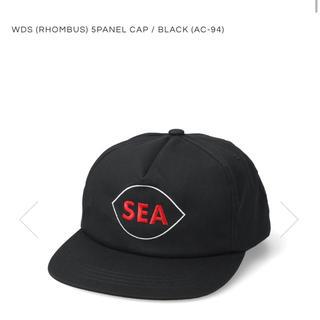 シー(SEA)のWDS  (rhombus) 5panel cap (キャップ)