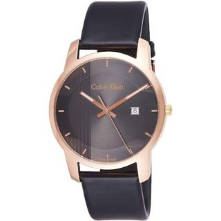 Calvin Klein - Calvin Klein Men's Quartz Watch K2G2G6C3