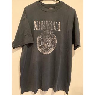 FEAR OF GOD - 激レアXL NIRVANA vintage  Tシャツ