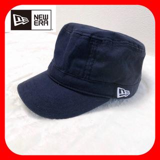 ニューエラー(NEW ERA)のNEW  ERA ニューエラ ♥︎ ワークキャップ 帽子 ネイビー(キャップ)