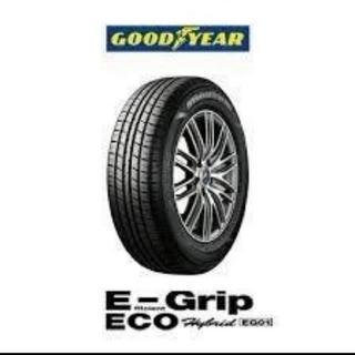 グッドイヤー(Goodyear)のGY グッドイヤー EG01 155/65R14 4本セット 2020年製(タイヤ)