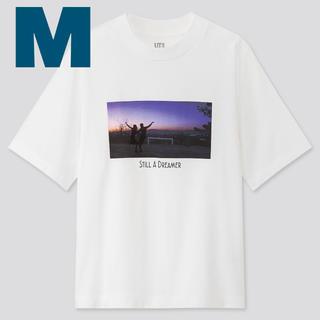 ユニクロ(UNIQLO)のM UNIQLO x LA LA LAND Tシャツ(Tシャツ(半袖/袖なし))